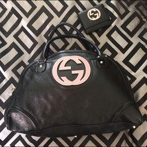 NWT Gucci handbag plus wallet